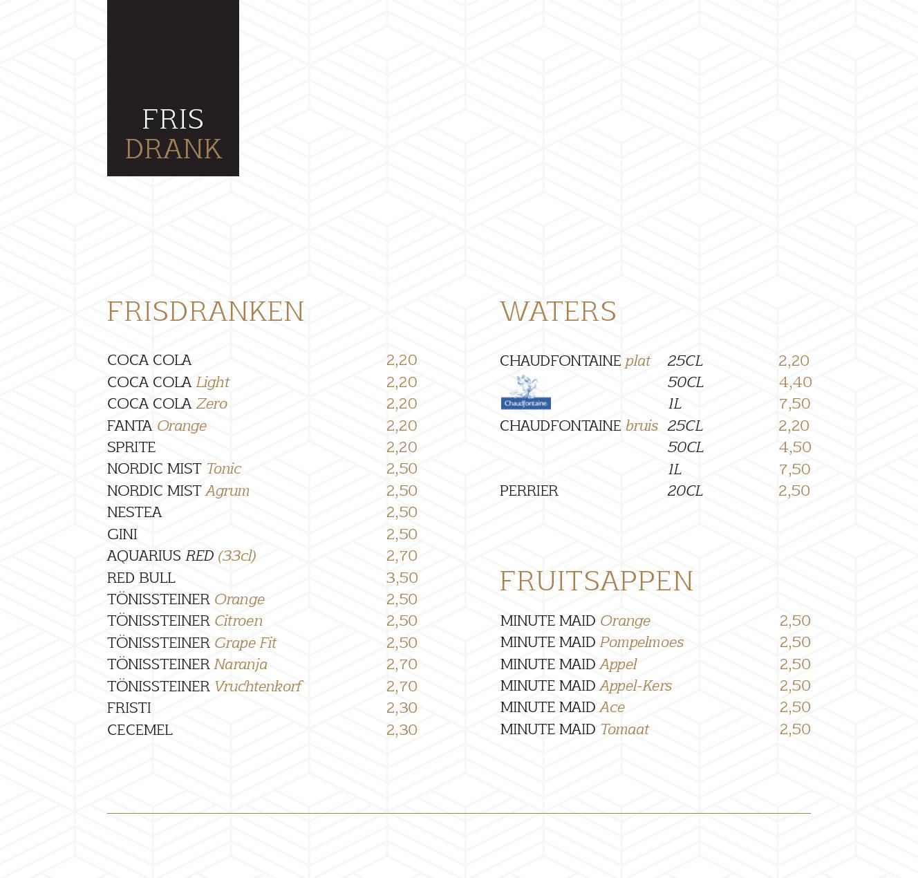 menukaart 01