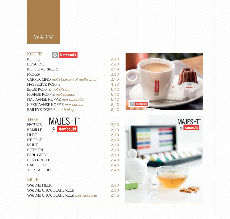 menukaart 16